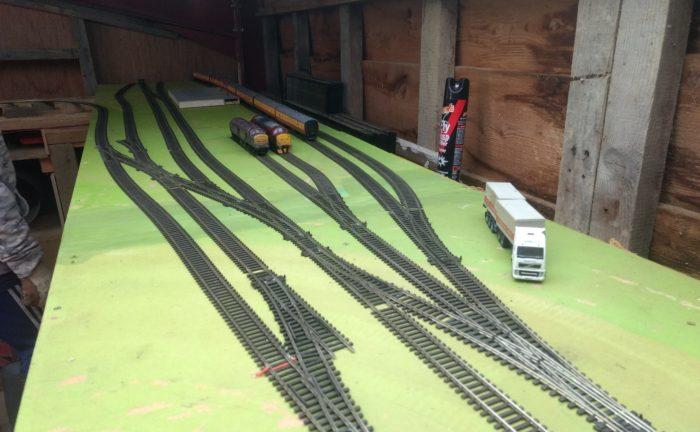 Chris's Ribble Barn Railway Pt.1